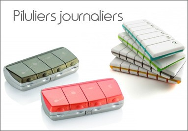 piluliers journaliers